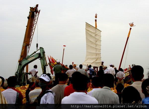 2006年西港慶安宮刈香祭典 (20).JPG
