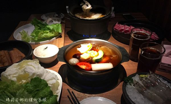 台中南屯美食|拾七石頭火鍋-輕井澤二代店