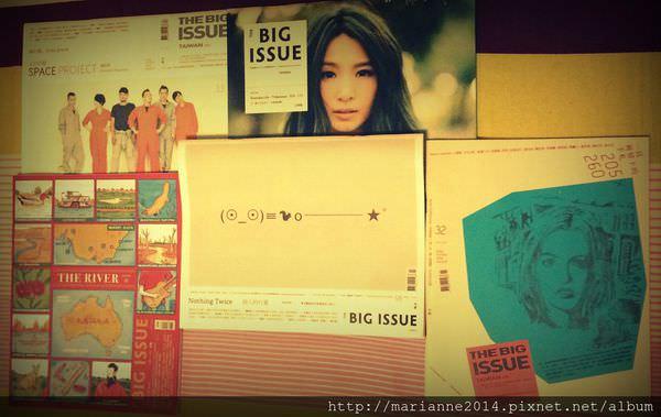 台中北區 一起來買【大誌 The Big Issue Taiwan】為街友打氣