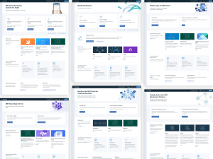 Dev Experience Getting Started Pages | Maria Burke UX Design