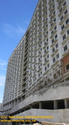 proyek apartemen soekarno