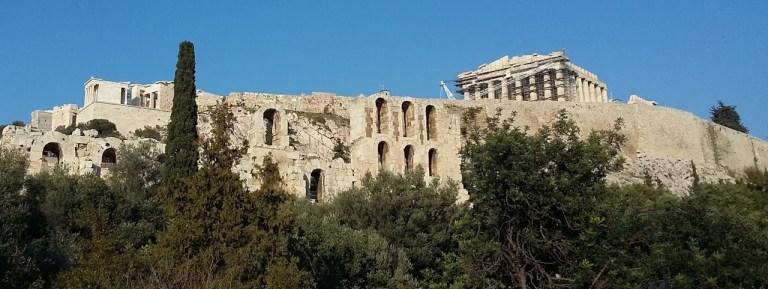 Atene, Acropoli