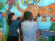 Mural processus XI