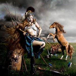 Boudica - Regina celtica