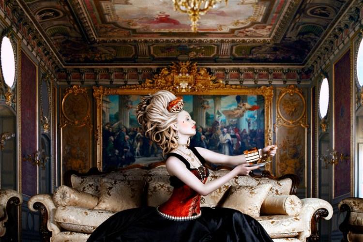 Marie Antoinette - Regina extravaganta