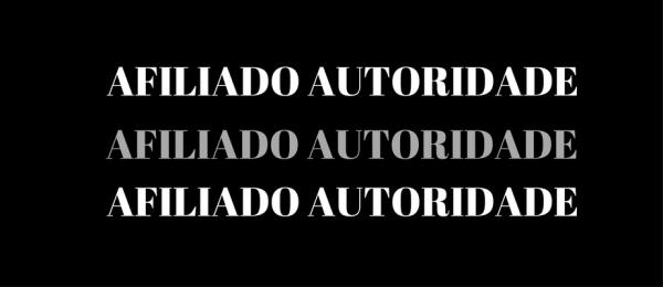 afiliado autoridade