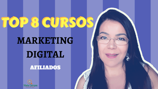 TOP 8 CURSOS marketing digital e afiliados