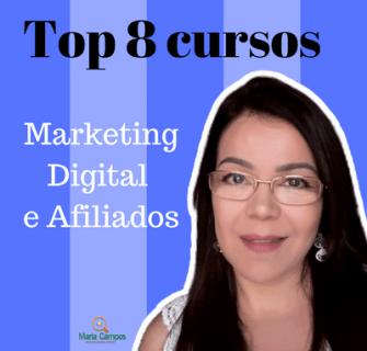 Top 8 cursos de Marketing Digital e Afiliados