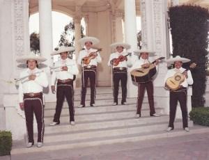 90's Group At Balboa Park