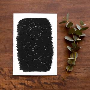 lámina constelaciones