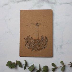 cuaderno faro cabo de palos