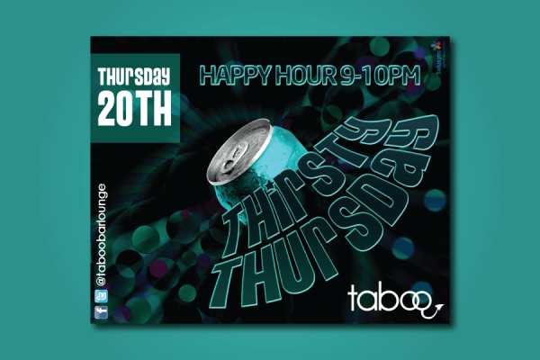 Taboo-Bar-Lounge-Thirsty-Thursday