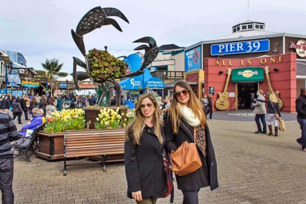 Fishermans Wharf San Francisco California 4