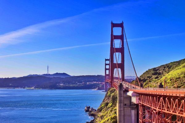 Golden Gate Bridge San Francisco California 4