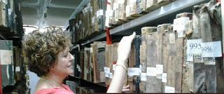 María del Mar Rodilla Biblioteca Libros Antígüos
