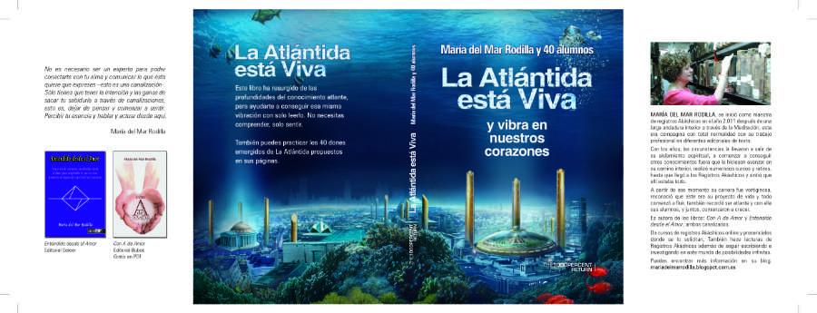 La Atlántida está Viva. María del Mar Rodilla
