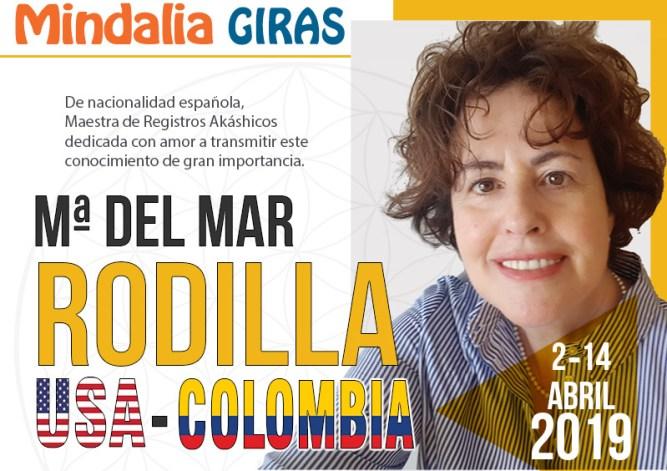 Gira México Mindalia María del Mar Rodilla
