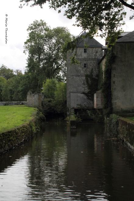 Moulin, communauté de la Sagesse, Saint-Laurent-sur-Sèvre, La Vendée, dimanche 20 octobre 2013
