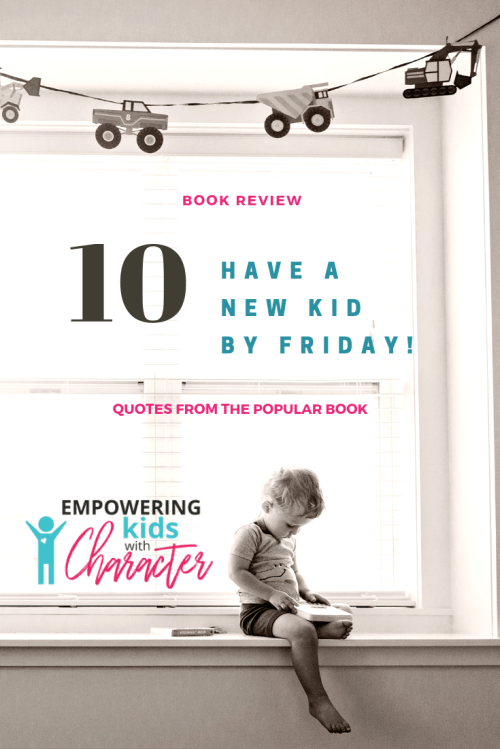 Have a New Kid by Friday - mariadismondy.com