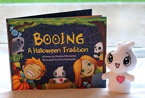 Boo Kit - Booing-A Halloween Tradition-mariadismondy.com