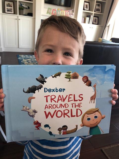 Book Review-Dexter Travels Around the World - mariadismondy.com