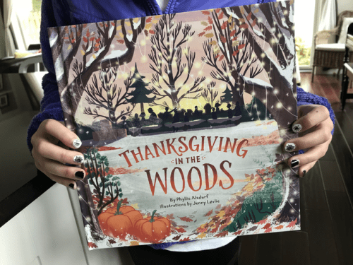 Book Review-Thanksgiving in The Woods by Phyllis Alsdurf - mariadismondy.com