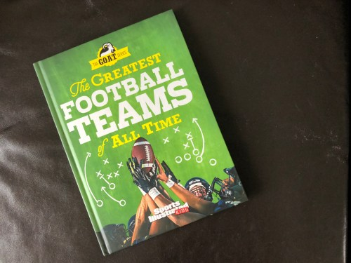 Book Review-The Greatest Football Team of All Time - mariadismondy.com