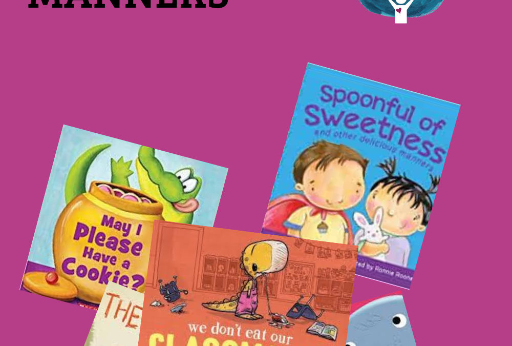 Children's Books On Manners