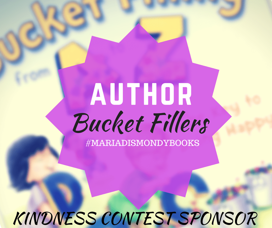 Friday's Amazing Author-Bucket Fillers