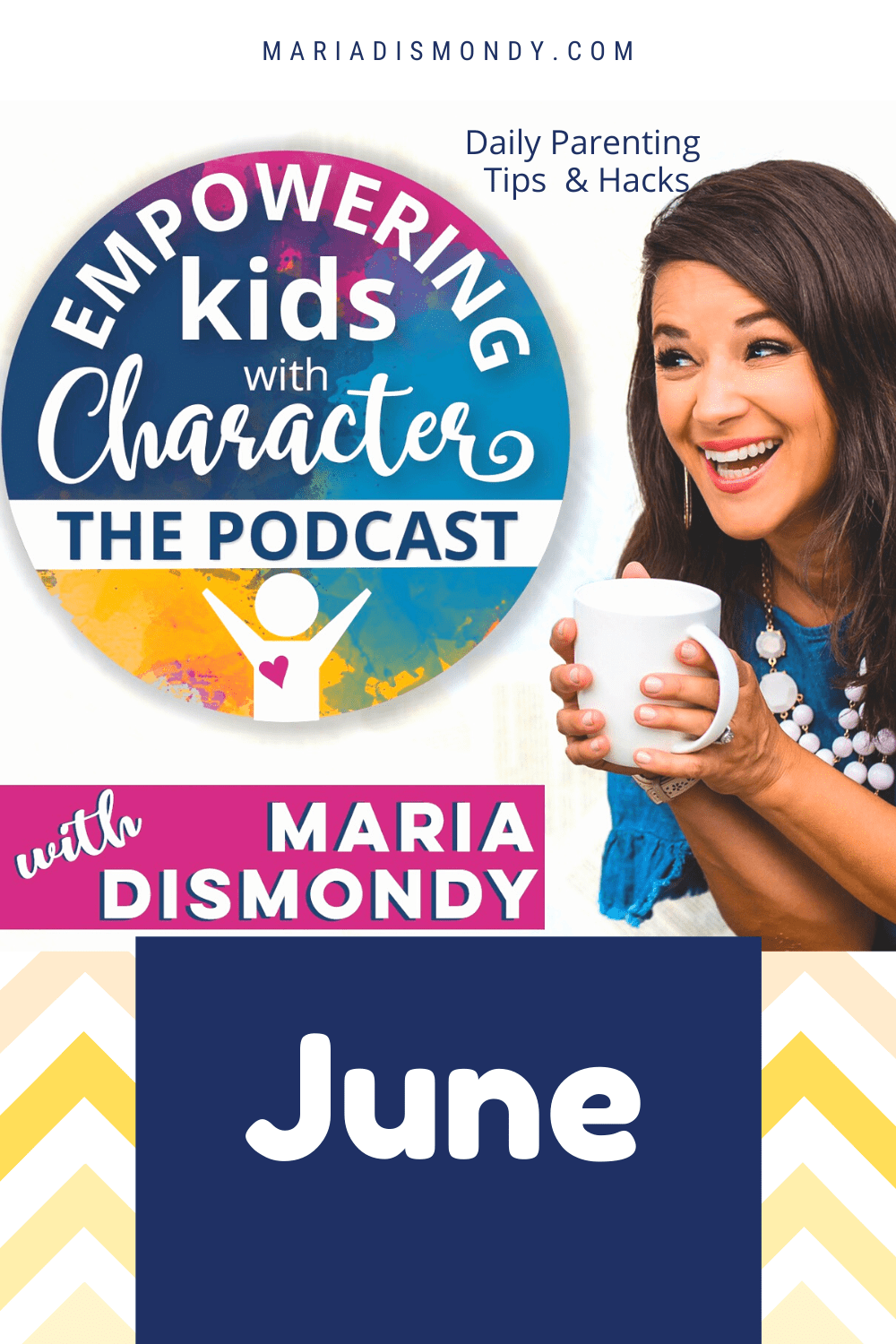 EKWC The Podcast-Daily Parenting Tips & Hacks-June