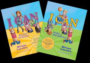 Friday's Amazing Author-Miriam Laundry