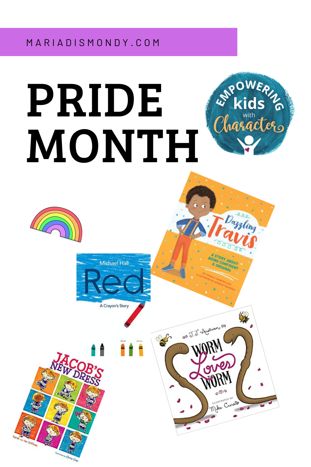 PRIDE Books for Families