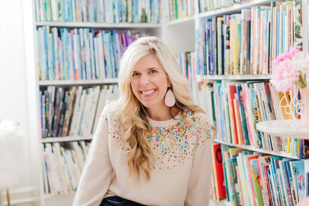 Picture Books That Heal. Courtney Hinshaw is a teacher from Southern California who loves picture books. #PictureBooks #BooksThatHeal