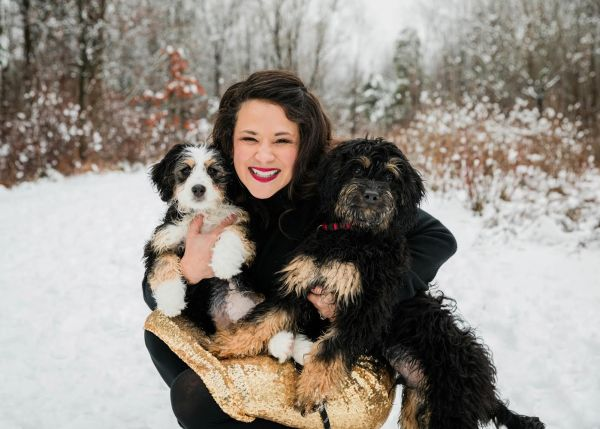 TWO Puppies During the Pandemic and Survived! Ten things we learned having two puppies! #Puppies #Pandemic #PuppiesDuringThePademic #PuppyCareTips