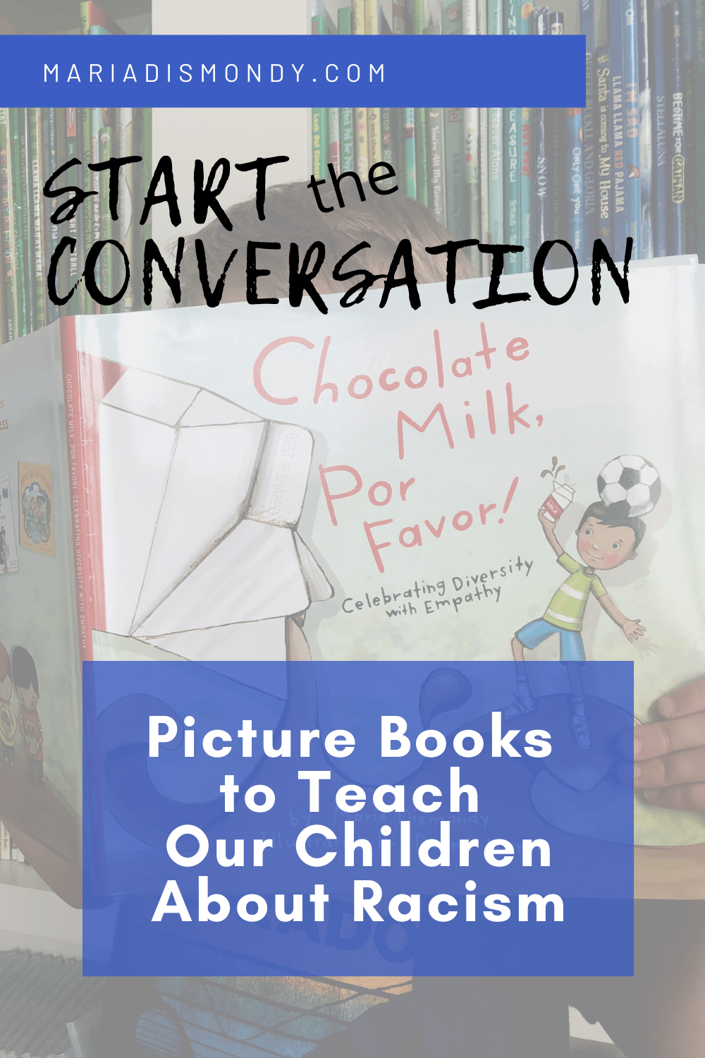 Children's Picture Books to Teach About Racism