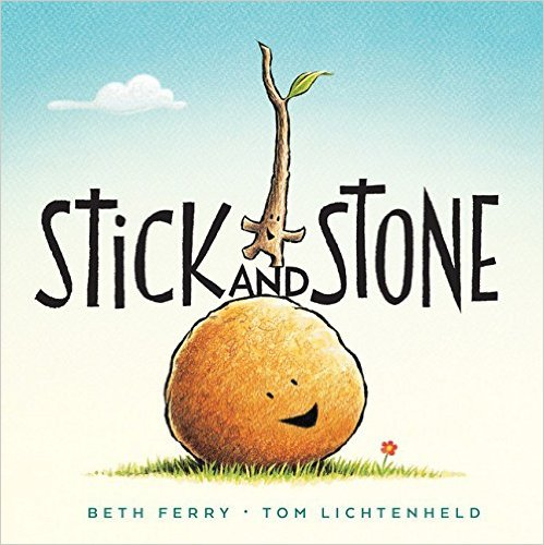 Stick and Stone by Beth Ferry - mariadismondy.com