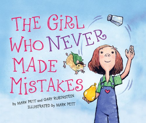The Girl Who Never Made Mistakes - mariadismondy.com