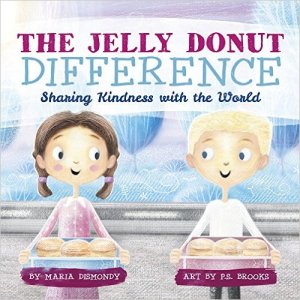 The Jelly Donut Difference by Maria Dismondy