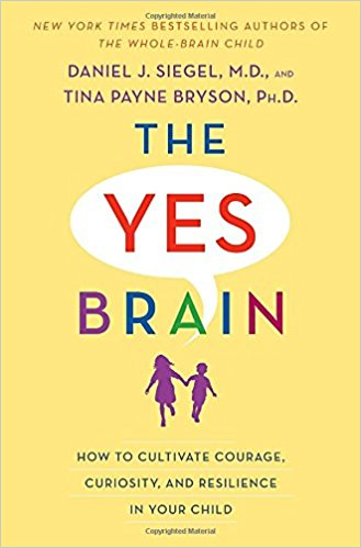 Book Review-The Yes Brain: How to Cultivate Courage, Curiosity, and Resilience in Your Child - mariadismondy.com