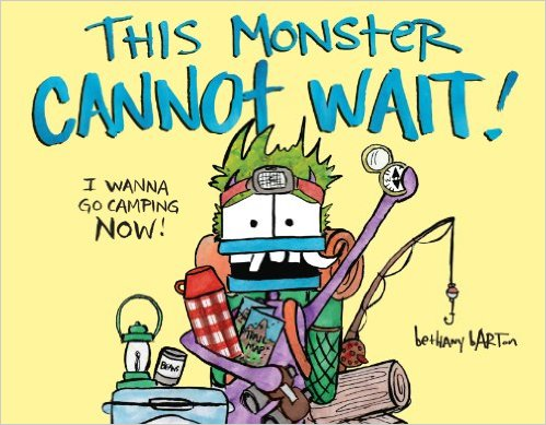 This Monster Cannot Wait by Bethany Barton