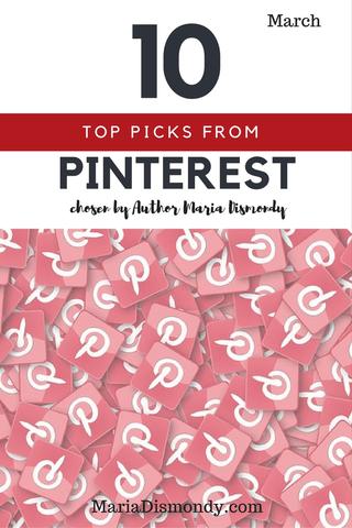 Maria's Pinterest Top Picks!