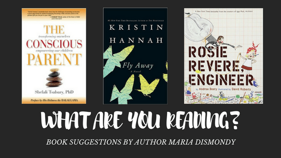 What Are You Reading? - mariadismondy.com