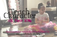 Teaching Children Patience