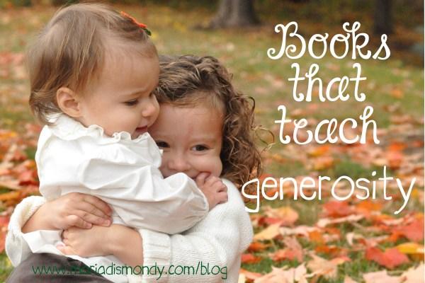 Books That Teach Generosity