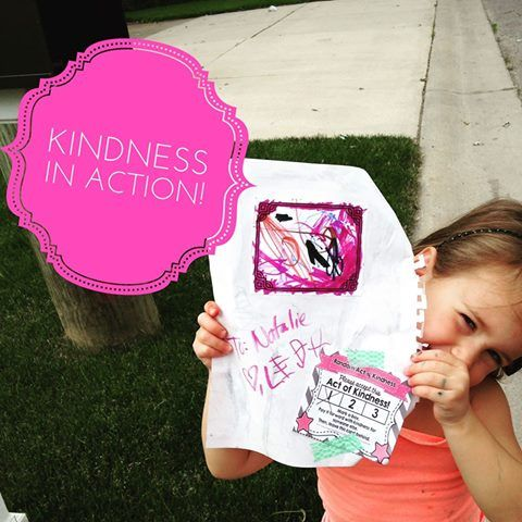 Top Ten Acts of Kindness that Take FIVE Minutes of Less!