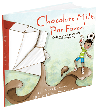 Chocolate Milk Por Favor, Children's Book by Maria Dismondy