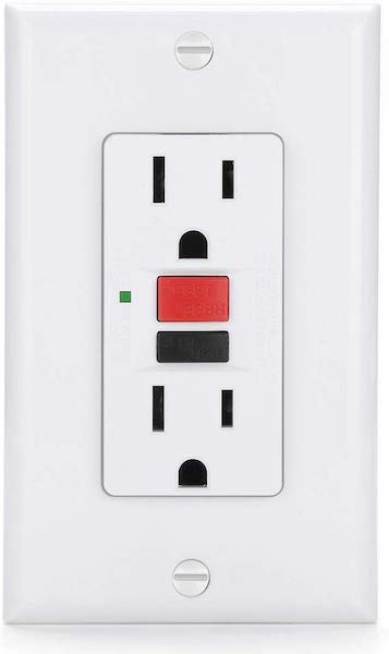 Ground Fault Circuit Interrupter (GFCI Outlet): How It