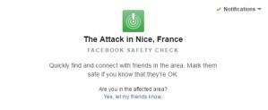 Facebook activa su Safety Check. ¿Qué es?