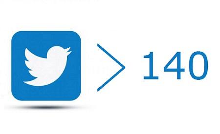 Coming soon: Más de 140 caracteres en Twitter