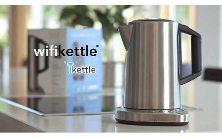 iKettle | Maria en la red